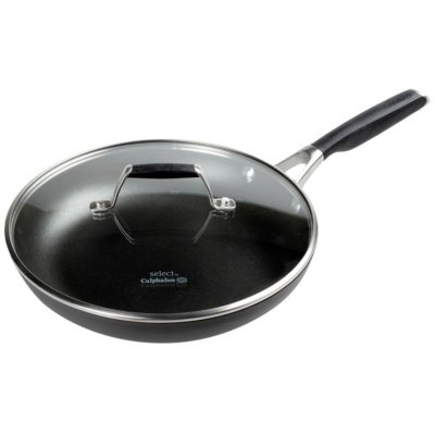 Select by Calphalon™ Hard-Anodized Nonstick 10-Inch Fry Pan with Cover