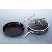 Calphalon Williams-Sonoma Elite Hard-Anodized Nonstick 3-Piece Cookware Set image number 3