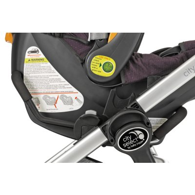 Chicco®/Peg Perego® car seat adapter for city select® and city select® LUX strollers