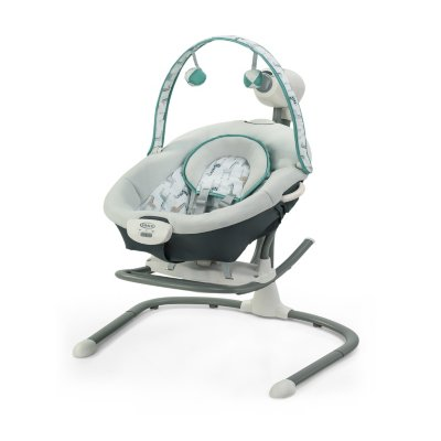 Duet Sway™ Swing with Portable Rocker