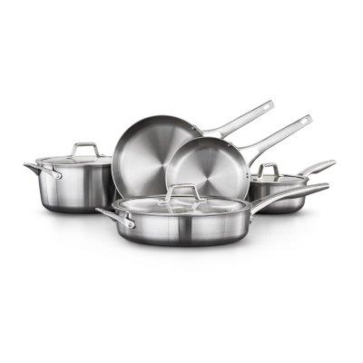 Calphalon Premier™ Stainless Steel 8-Piece Set