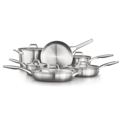 Calphalon Premier™ Stainless Steel 11-Piece Set