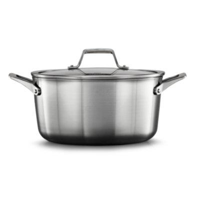 Calphalon Premier™ Stainless Steel 6-Quart Stock Pot