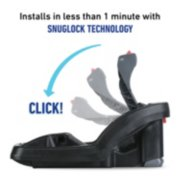 installs in less than 1 minute with snug lock technology image number 1