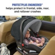 protect plus engineered helps protect in frontal, side, rear, and rollover crashes image number 3