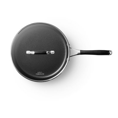 Select by Calphalon™ Hard-Anodized Nonstick 3-Quart Saute Pan with Cover