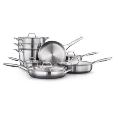 Calphalon Premier™ Stainless Steel 13-Piece Set