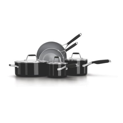Select by Calphalon™ Oil-Infused Ceramic 8- Piece Cookware Set