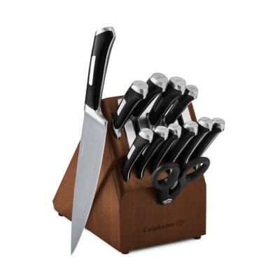 Calphalon Precision Sharp IN™ Nonstick 13-Piece Cutlery Set