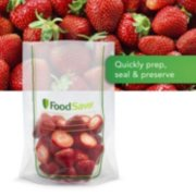 easy fill bag, quickly prep, seal, preserve image number 1