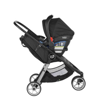Britax car seat adapters for city mini® 2 and city mini® GT2 strollers