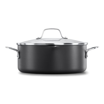 Calphalon Classic™ Hard-Anodized Nonstick 5-Quart Dutch Oven with Cover