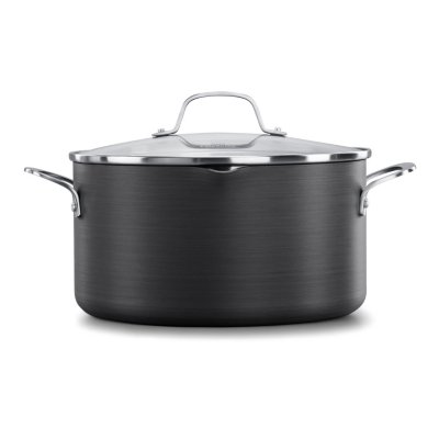 Calphalon Classic™ Hard-Anodized Nonstick 7-Quart Dutch Oven with Cover
