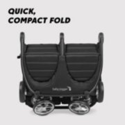 city mini 2 double stroller quick compact fold image number 3