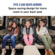 slim fit 3 L X 3 in 1 car seat image number 1