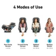 4 ever car seat image number 1