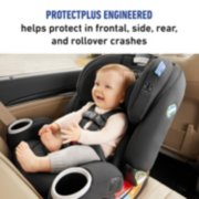 4 ever car seat image number 3