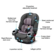 4 ever car seat image number 5