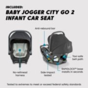 city mini® 2 travel system image number 2