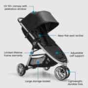 city mini® 2 travel system image number 5