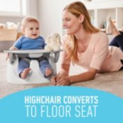 highchair converts to floor seat image number 2