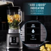Calphalon active sense blender in use front view image number 3