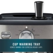 Calphalon Temp IQ Espresso Machine With Steam Wand, Stainless image number 3