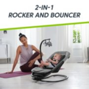 Two in one rocker and bouncer image number 1