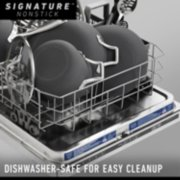 signature non stick cookware is dishwasher safe for easy cleanup image number 6