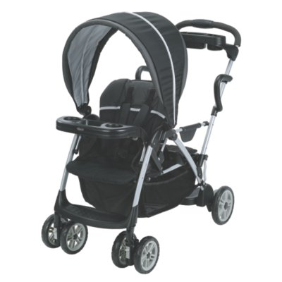 RoomFor2 Click Connect™ Stand and Ride Stroller