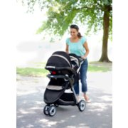 fast action fold sport click connect travel system image number 1
