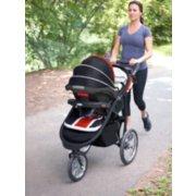 fast action fold jogger travel system image number 2
