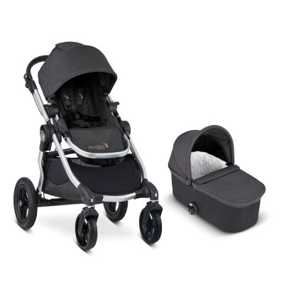 city select® Stroller and Deluxe Pram