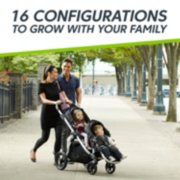 city select® Stroller and Deluxe Pram image number 2