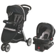3 wheel activity fast action fold sport travel system image number 0