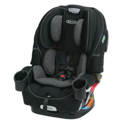 4Ever 4-in-1 Convertible Car Seat featuring TrueShield Technology