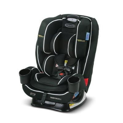 TrioGrow™ SnugLock® LX 3-in-1 Car Seat featuring Safety Surround™ Advanced Side-Impact Protection
