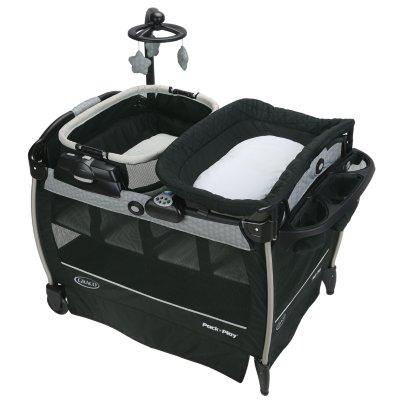 Pack 'n Play® Nearby Seat Playard