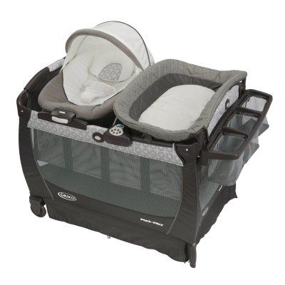 Pack 'n Play® Snuggle Suite™ LX Playard