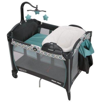 Portable Seat & Changer Playard