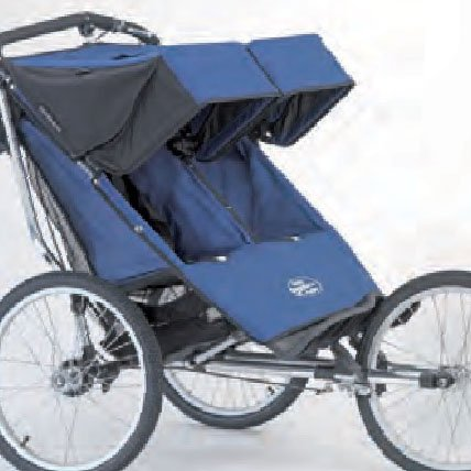 double stroller from 1989