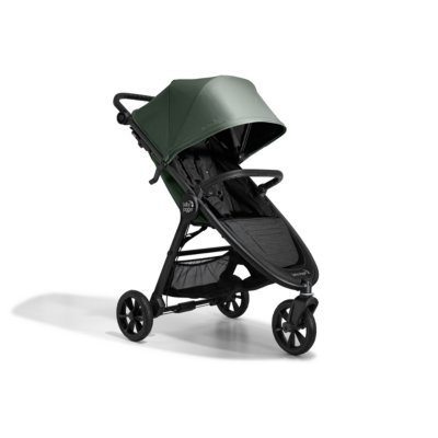 city mini® GT2 stroller bundle, briar green