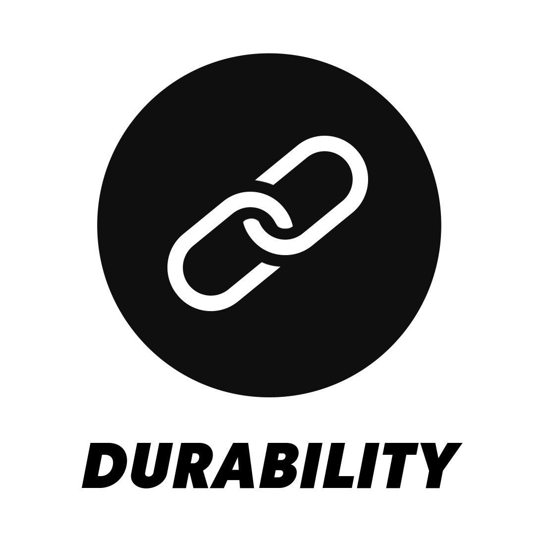 durability graphic