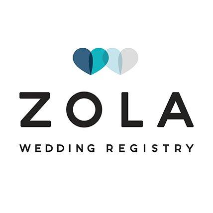 zola wedding registry logo