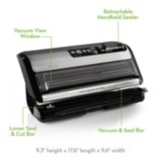 fm5000 series 2 in 1 vacuum sealing system and starter kit image number 2