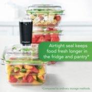 cordless handheld vacuum sealer keeps food fresh longer image number 3