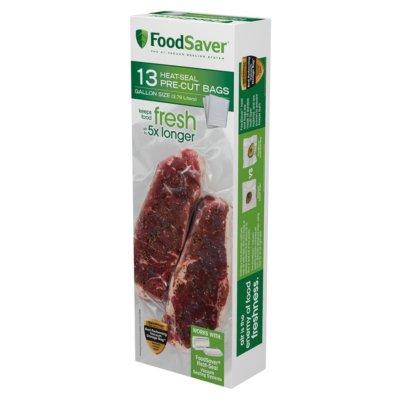FoodSaver Vacuum-Seal Bags - 13 Gallon Size Bags