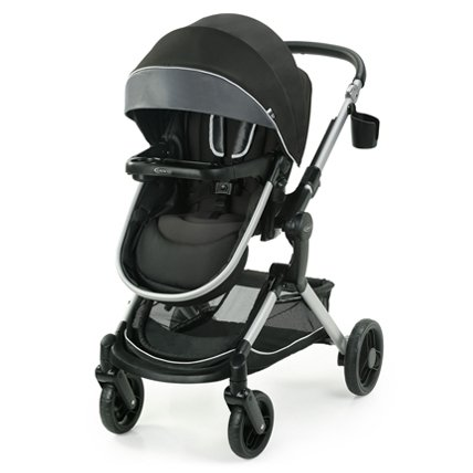 modes travel stroller