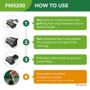 FoodSaver® FM5000 Series 2-in-1 Vacuum Sealing System and Starter Kit image number 3