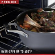 Calphalon Premier™ Hard-Anodized Nonstick 11-Inch Square Griddle image number 5